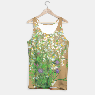 """Thumbnail image of """"Meadow flowers"""" Tank Top, Live Heroes"""