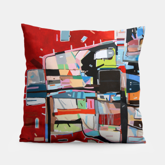 Miniatur Fugu Red Pillow, Live Heroes