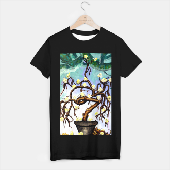 Thumbnail image of Popcorn tree T-shirt regular, Live Heroes