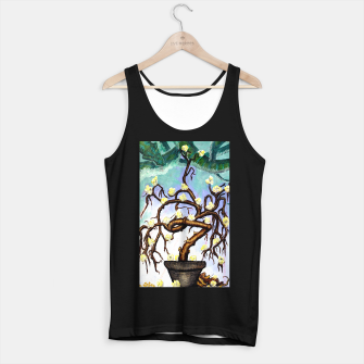 Thumbnail image of Popcorn tree Tank Top regular, Live Heroes