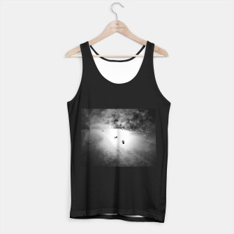 Thumbnail image of Spiders in the storm Tank Top regular, Live Heroes