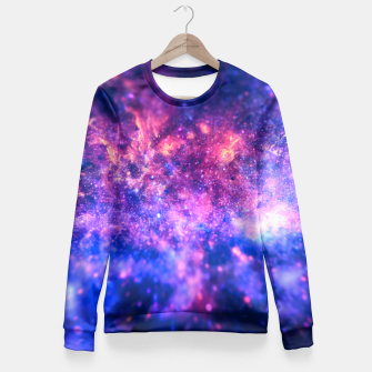 Miniature de image de The center of the Universe (The Galactic Center Region ) Fitted Waist Sweater, Live Heroes