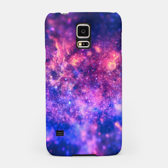 Miniaturka The center of the Universe (The Galactic Center Region ) Samsung Case, Live Heroes