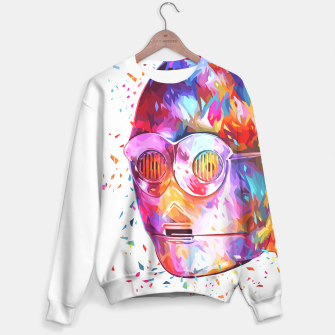 Thumbnail image of Droid Sweater, Live Heroes