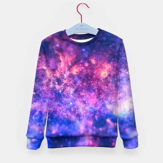 Miniature de image de The center of the Universe (The Galactic Center Region ) Kid's Sweater, Live Heroes