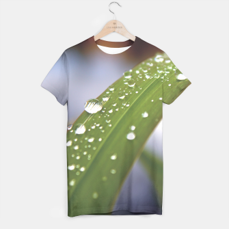 Thumbnail image of DewDrops T-shirt, Live Heroes