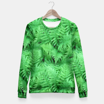 Fern Fitted Waist Sweater thumbnail image