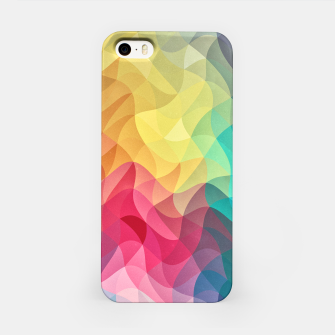 Miniature de image de Abstract Color Wave Flash iPhone Case, Live Heroes