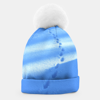 Thumbnail image of Tracks-on-the-snow Beanie, Live Heroes