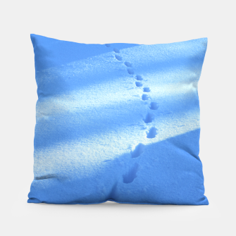 Thumbnail image of Tracks-on-the-snow Pillow, Live Heroes