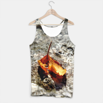Thumbnail image of LeafOnRock Tank Top, Live Heroes