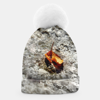 Thumbnail image of LeafOnRock Beanie, Live Heroes