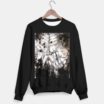 Thumbnail image of I come in peace Sweater regular, Live Heroes