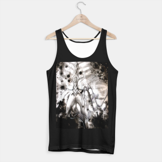 Thumbnail image of I come in peace Tank Top regular, Live Heroes