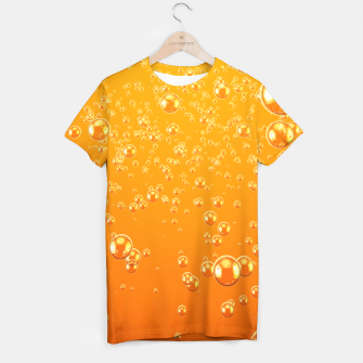 Thumbnail image of Orange Soda T-shirt, Live Heroes