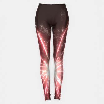 Thumbnail image of Fireworks Leggings, Live Heroes