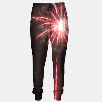 Thumbnail image of Fireworks Sweatpants, Live Heroes