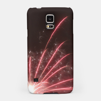 Thumbnail image of Fireworks Samsung Case, Live Heroes