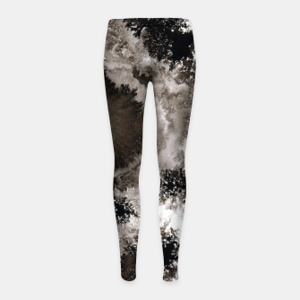 Thumbnail image of Dropart Girl's Leggings, Live Heroes