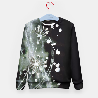 Thumbnail image of Cool Kid's Sweater, Live Heroes