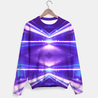 Miniature de image de Geometric Street Night Light (HDR Photo Art) Purple Sweater, Live Heroes