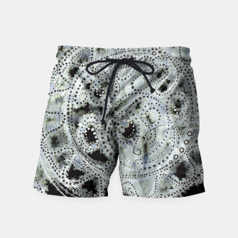 Thumbnail image of Somewhat Mystical Swim Shorts, Live Heroes