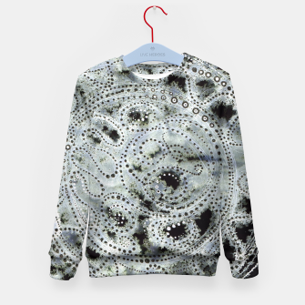 Thumbnail image of Somewhat Mystical Kid's Sweater, Live Heroes