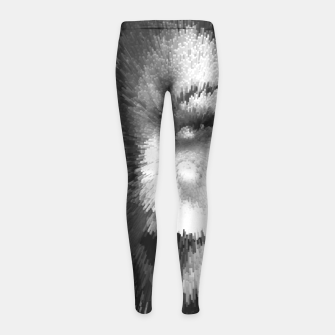 Thumbnail image of Shadow In The Darkness EXTR Girl's Leggings, Live Heroes