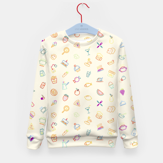 Thumbnail image of Kitchen Kid's Sweater, Live Heroes