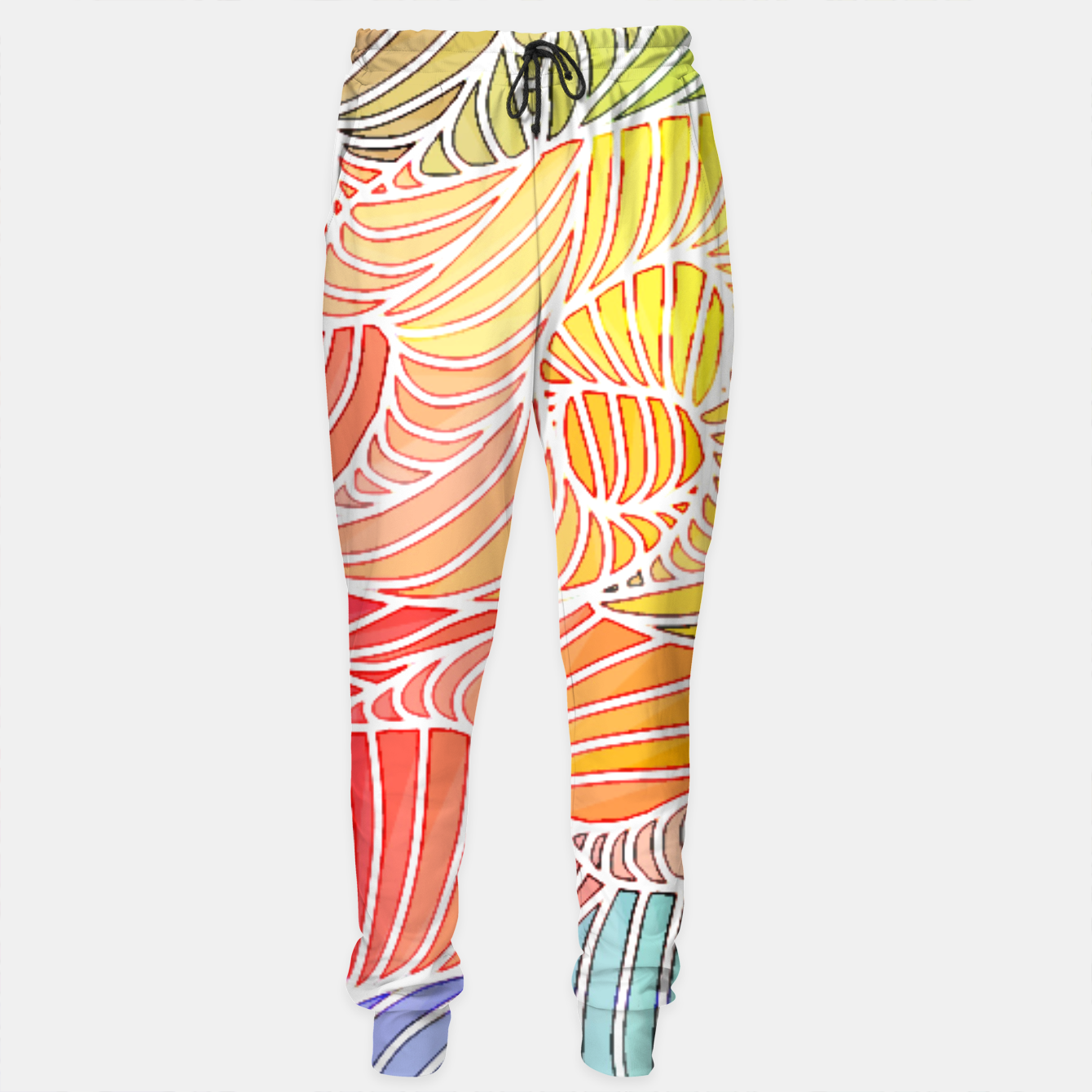 Image of apl Sweatpants - Live Heroes