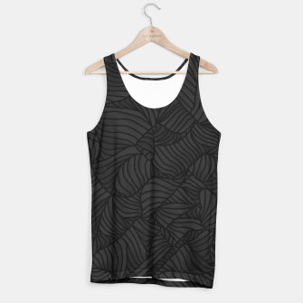 Thumbnail image of blk Tank Top, Live Heroes