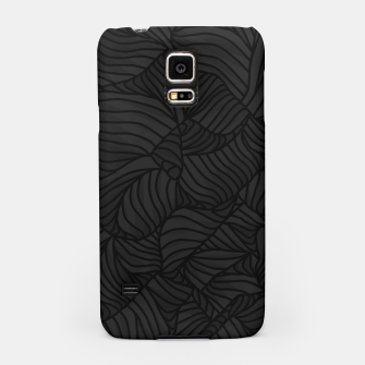 Thumbnail image of blk Samsung Case, Live Heroes