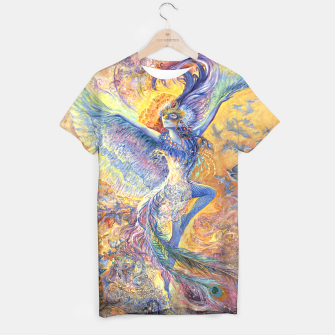 Thumbnail image of Blue Bird T-shirt, Live Heroes