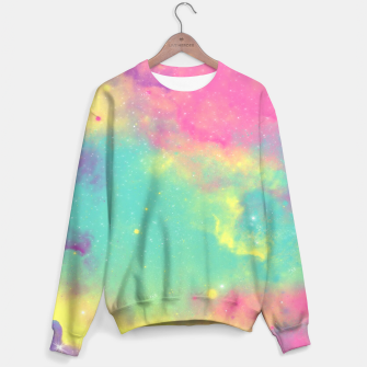 Thumbnail image of Colorful Environment Sweater, Live Heroes