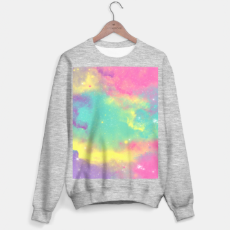 Thumbnail image of Colorful Environment Sweater regular, Live Heroes