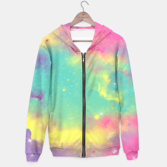 Thumbnail image of Colorful Environment Hoodie, Live Heroes