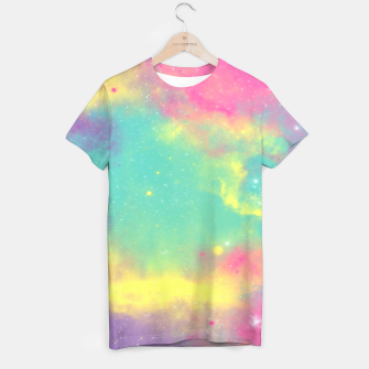 Thumbnail image of Colorful Environment T-shirt, Live Heroes