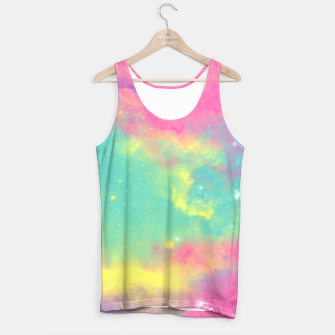 Thumbnail image of Colorful Environment Tank Top, Live Heroes