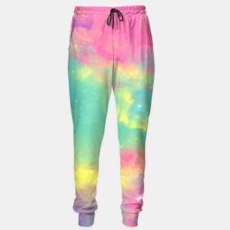Thumbnail image of Colorful Environment Sweatpants, Live Heroes