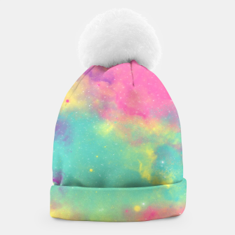 Thumbnail image of Colorful Environment Beanie, Live Heroes