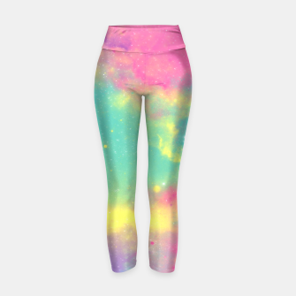 Imagen en miniatura de Colorful Environment Yoga Pants, Live Heroes
