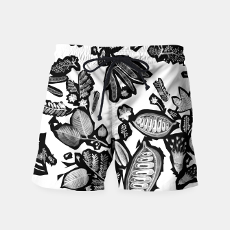 Thumbnail image of Flora Swim Shorts, Live Heroes