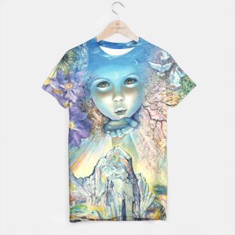 Thumbnail image of Child of the Universe T-shirt, Live Heroes