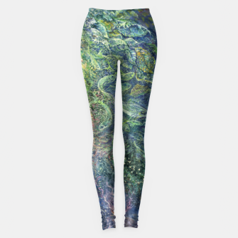 Thumbnail image of Child of the Universe Leggings, Live Heroes