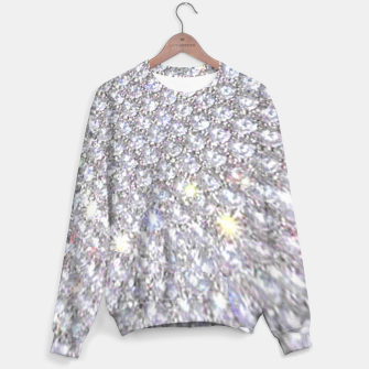 Thumbnail image of diamonds Sweater, Live Heroes