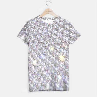 Thumbnail image of diamonds T-shirt, Live Heroes