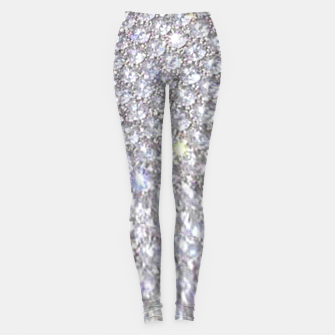 Thumbnail image of diamonds Leggings, Live Heroes