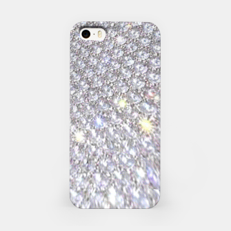 Thumbnail image of diamonds iPhone Case, Live Heroes