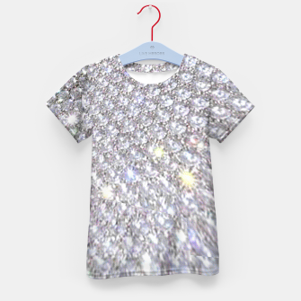 Thumbnail image of diamonds Kid's T-shirt, Live Heroes