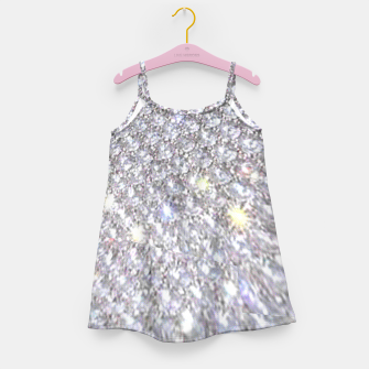 Thumbnail image of diamonds Girl's Dress, Live Heroes